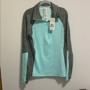 NWT Under Armour cold gear  compression half zip